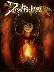 Destruction Cover Page by Desirulz123