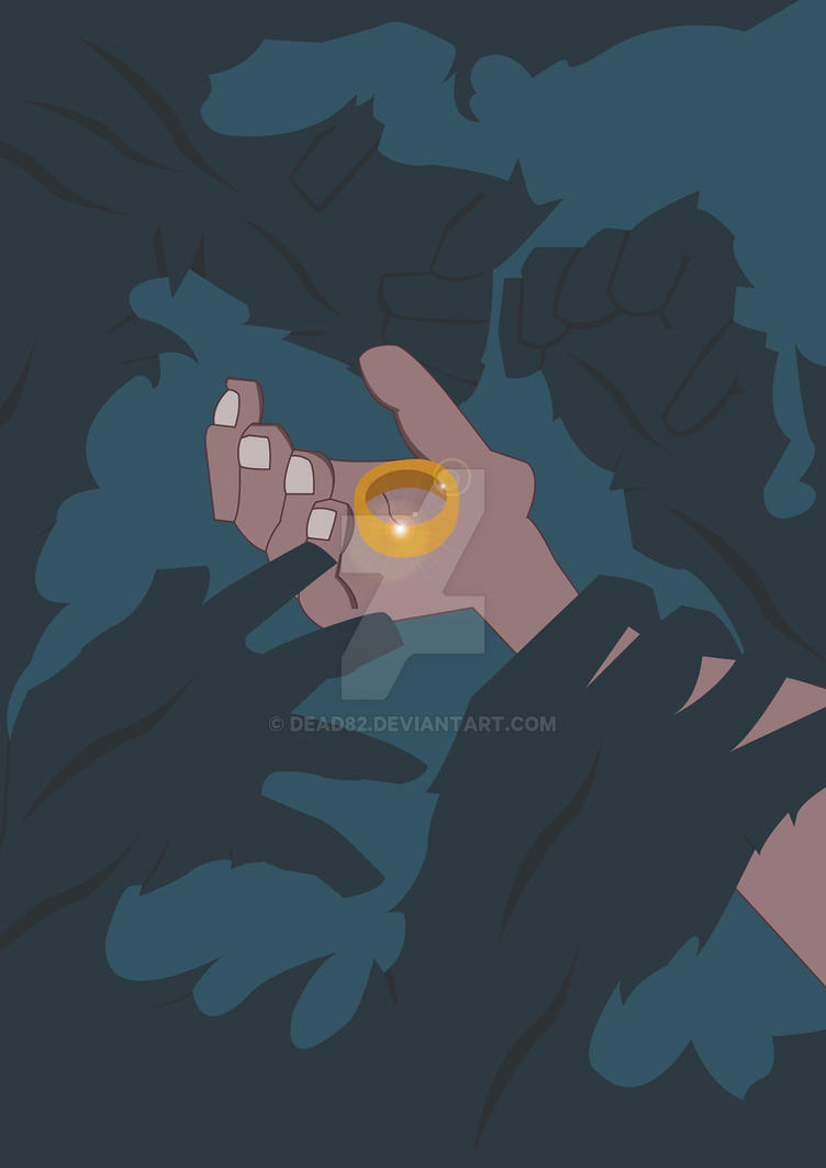 Lord of the Ring Art Pic by dead82