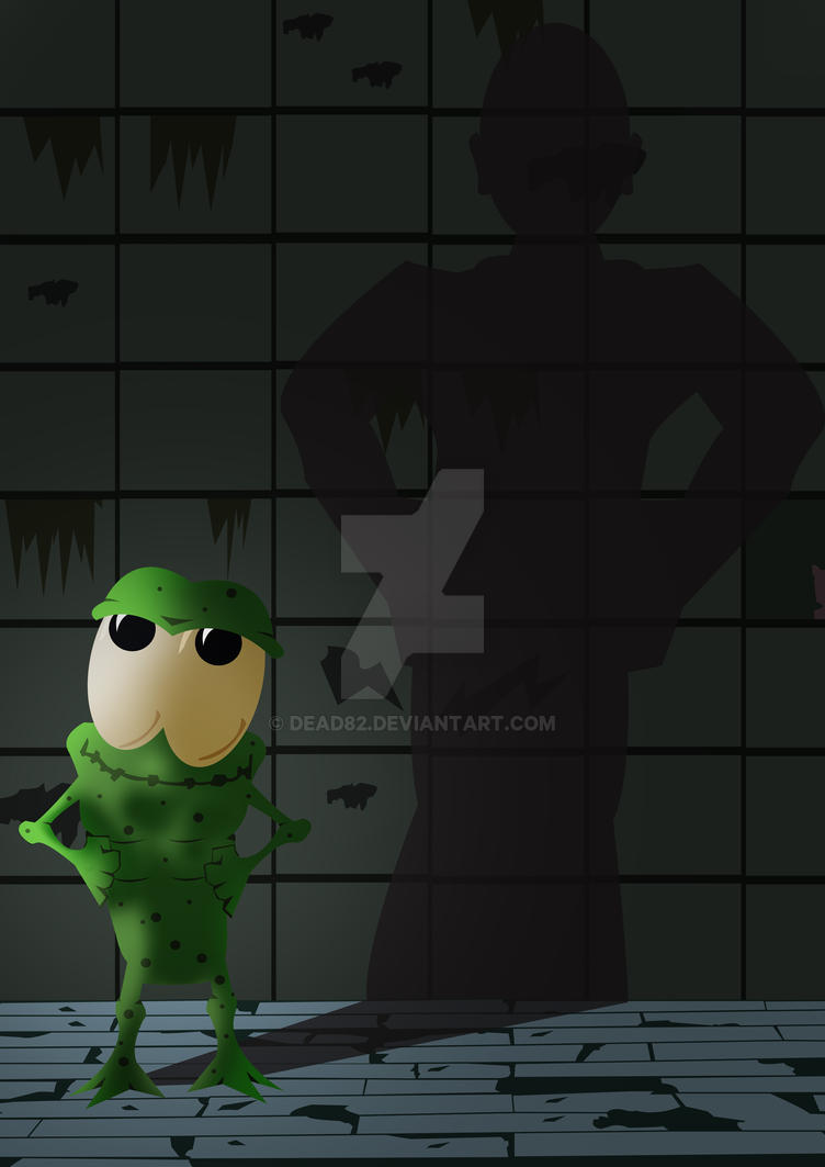 Every Frog can be a Prince by dead82