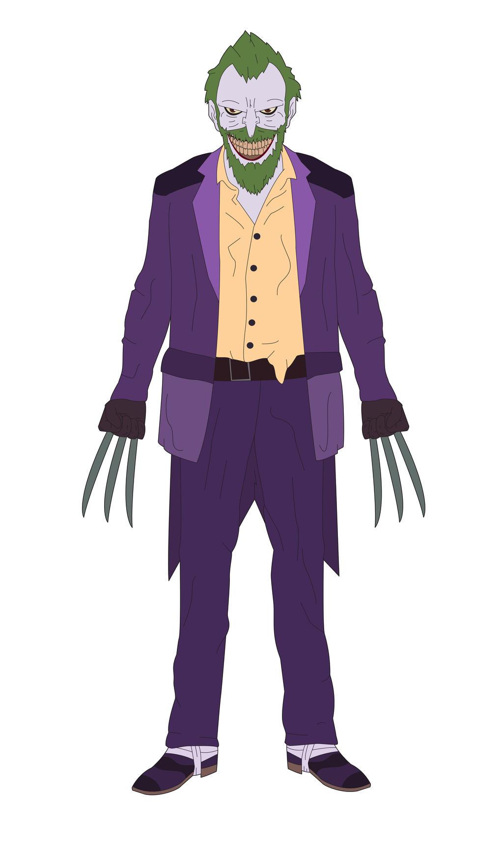 Old Man Jokerine by dead82