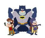 The Bat Family of Gravity Falls