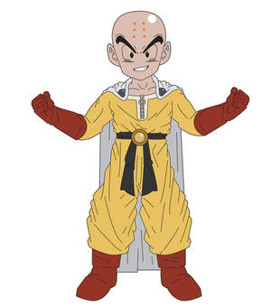 One Punch Krillin