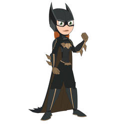 BatGirl Kim Possible