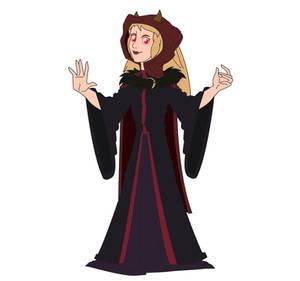 Horned Queen Eilonwy