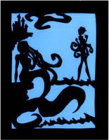 Little Mermaid by mynakedroomate