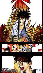 Sanosuke Sagara-Complete Page by Str45h0y