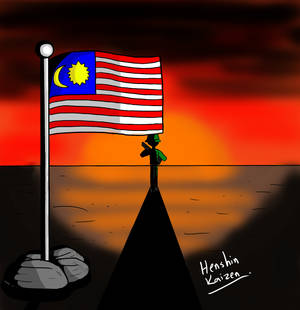 Malaysia Independence Day - 31 August