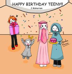 Teeny Artz Birthday Gift