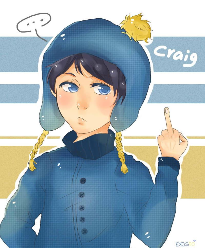 Craig. by Exosoo