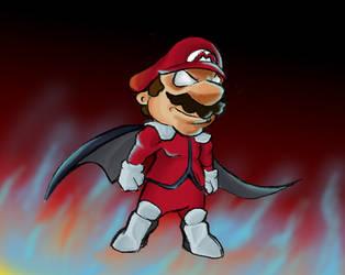 M de Mario by clvago