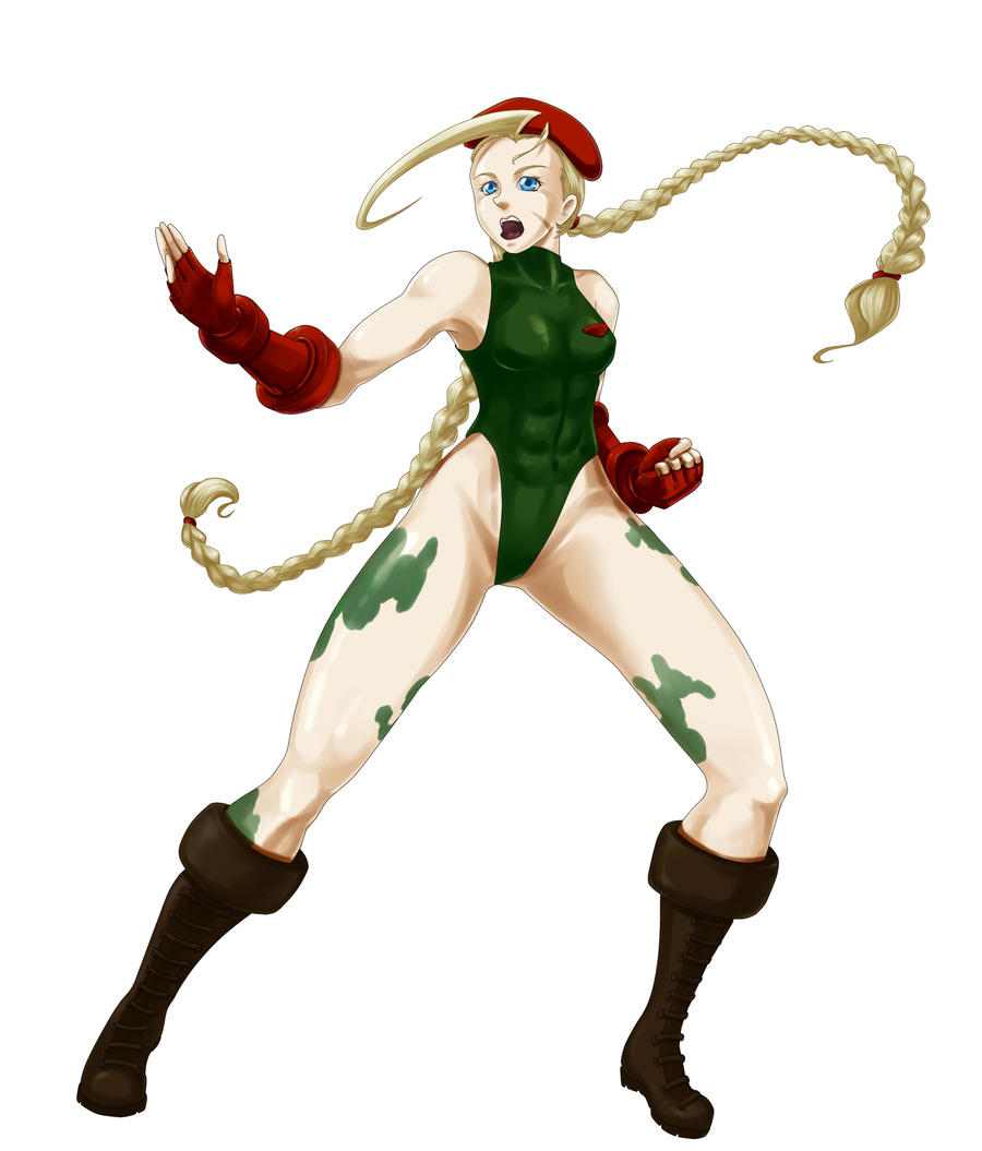 Cammy 2k12 by clvago