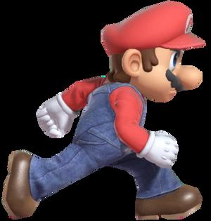 Super Mario Walking