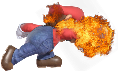 Super Mario's Fire Punch