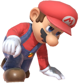 Super Mario is Getting Up
