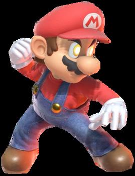Super Mario Parrying