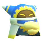 Magolor Clapping