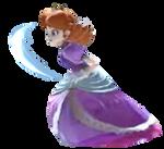 Purple Daisy Slapping