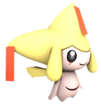 Shiny Jirachi Standing