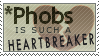 Phobs is Such a Heartbreaker by germanystp1