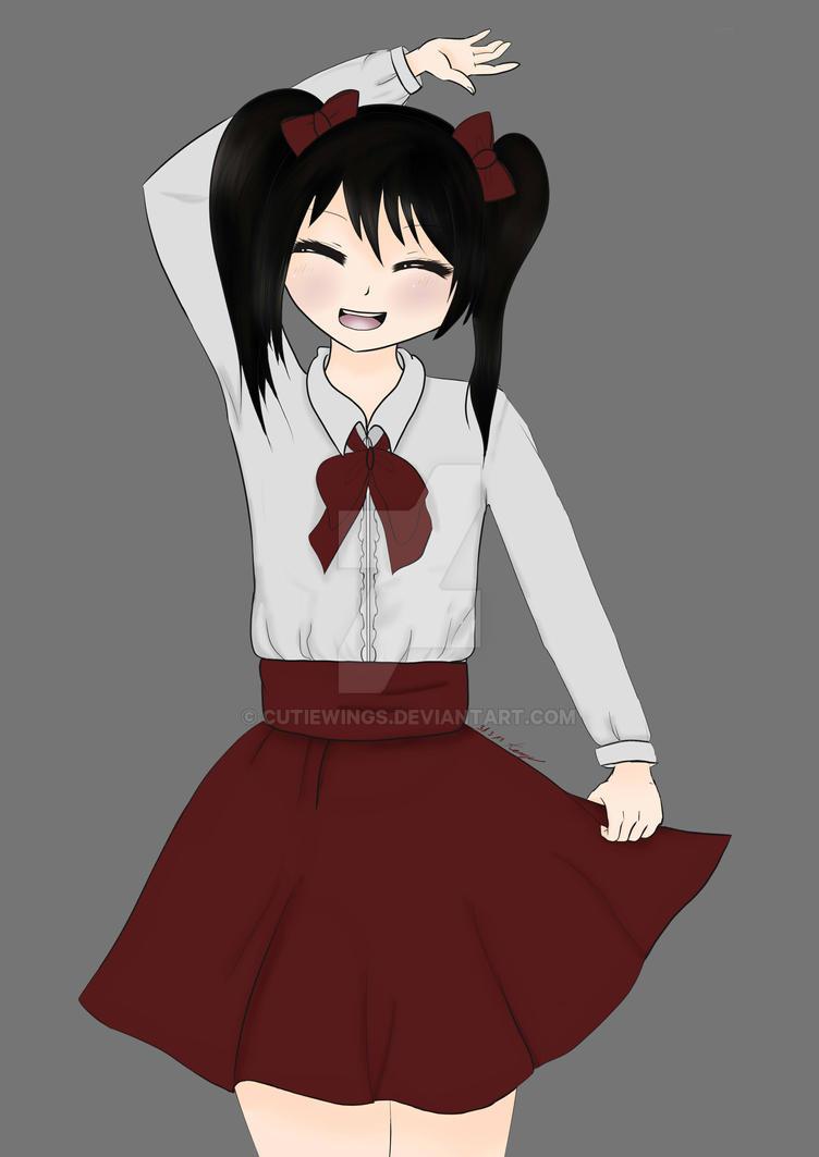 Nico Yazawa by CutiewingS