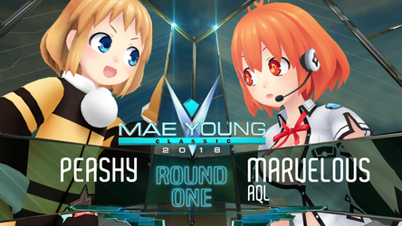 Mae Young Classic 2018 Match Card remake