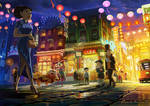 Layton in China Town (update)