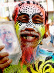 maskara festival manong bing by MarkSantillan
