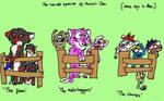 The secret species of Animal Jam