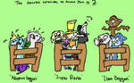 The secret species of Animal Jam PART 2!