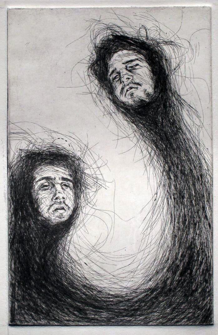 stringy people by ewllwe