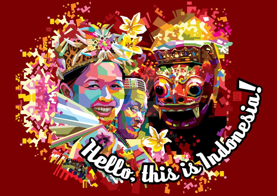 Jejak Kreasi Indonesia 01 by prie610