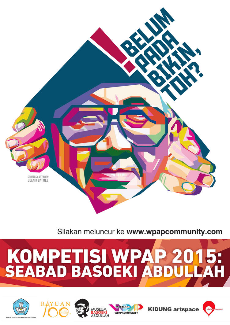 KOMPETISI WPAP 2015 by prie610