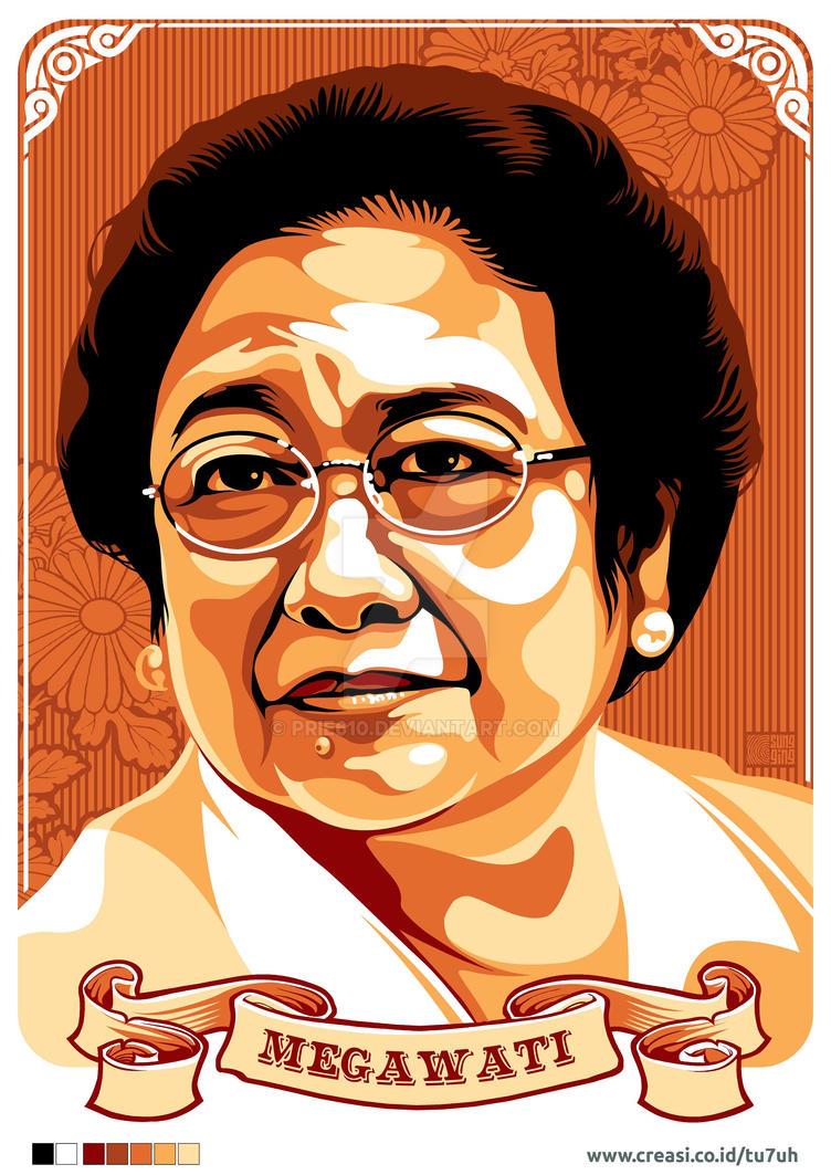 Megawati by prie610