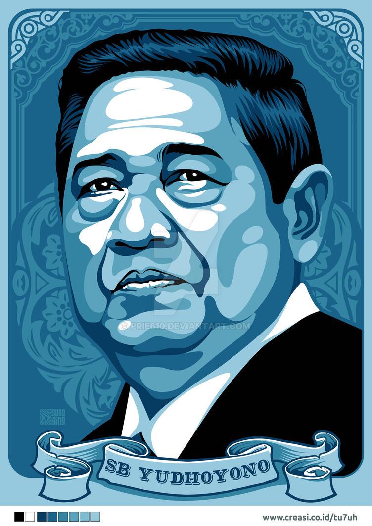 Susilo Bambang Yudhoyono by prie610