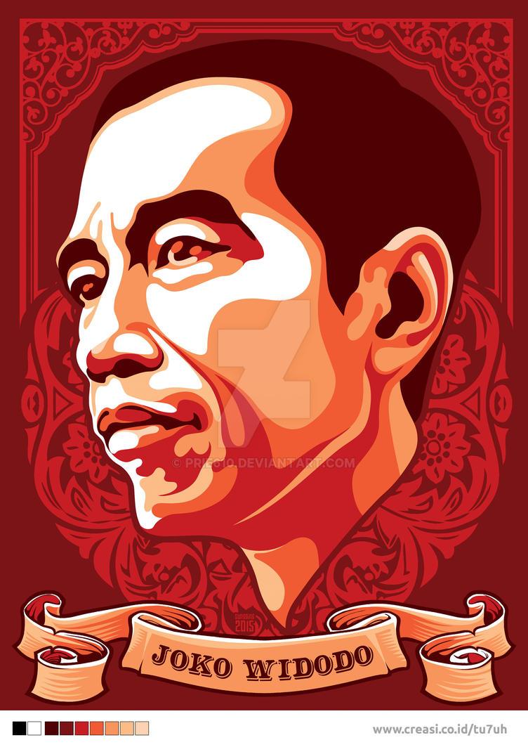 Jokowi by prie610