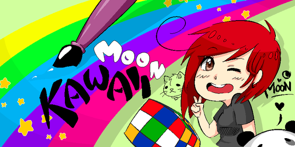 Hello world! by Moonabi
