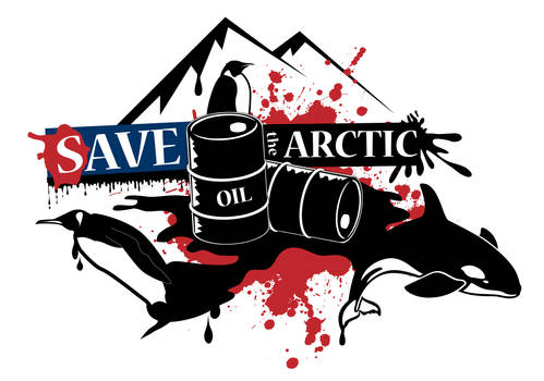 SAVE THE ARTIC no.3