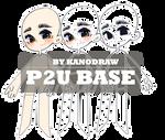 Chibi P2U Base/Lineart