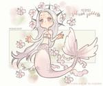 mermaid sakura goddess OTA [closed]