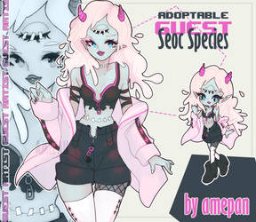 Guest: Seoc Species [Closed] by amepan