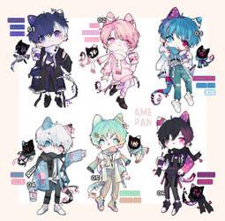 Adopt: Monster Kids [1 LEFT]