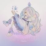 Pokemon Gijinka: Litwick 607 [OTA/CLOSED]