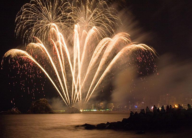 Fireworks by lujop
