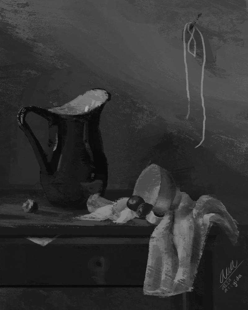 Value Study by arsyiza