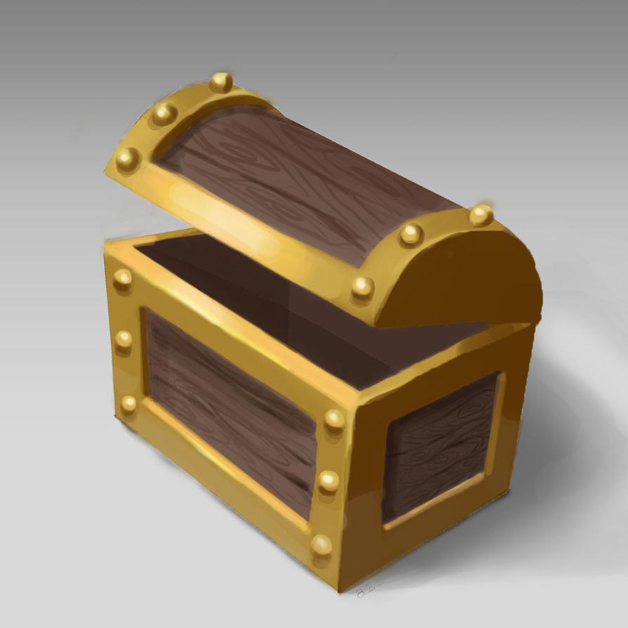 Treasure Chest by arsyiza