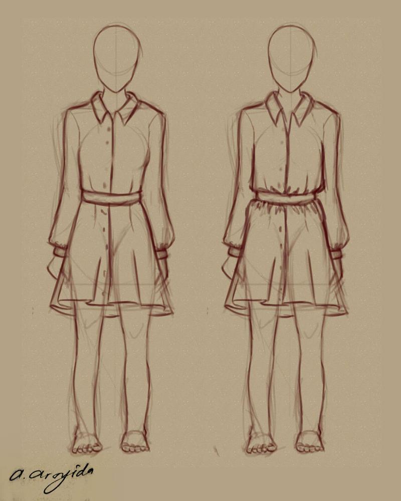 Dress by arsyiza