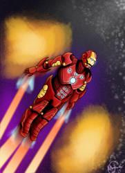 Iron Man by nmonag