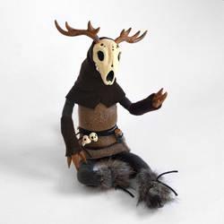 LESHY The Witcher 3 Figurine by falauke