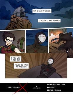 Teen Titans: X - Prologue P.3