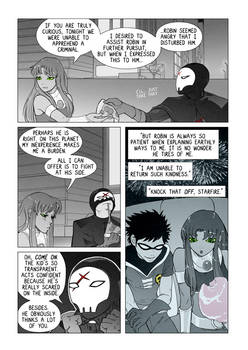 Teen Titans: X - P7